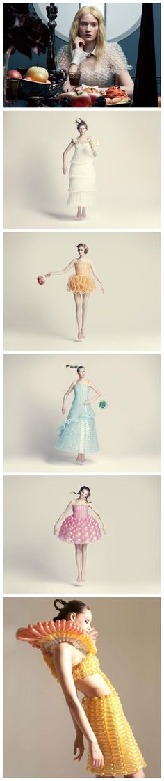 Balloon Couture Art by Rie Hosokai