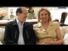 Oportunidade de Negócio: Amway 25 anos - Mariza e Sergio Vieira
