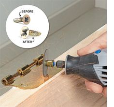 Home-Dzine - Clever tips and tricks for DIY - There are always a few tips and tricks that you can put to good use - whatever DIY project you may be tackling. Here are just a few clever tricks I have learned along the way...  http://www.home-dzine.co.za/diy/diy-clevertricks.htm