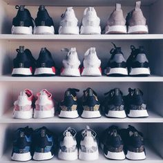Sneakers collection - Adidas NMD (©myemptybliss)