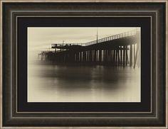 Pismo Beach Print featuring the photograph Isolated by Marnie Patchett