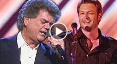 "Blake does it again! Watch Blake Shelton pay tribute to the legendary Conway Twitty with a one-of-a-kind rendition of ""Slow Hand"" in this memorable..."