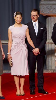 Princess Victoria - Princess Victoria of Sweden at Her Wedding Reception