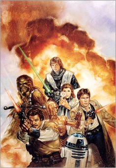 Star Wars - Dave Dorman Art - Dark Empire II #6