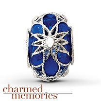Charmed Memories® Blue Cathedral Charm