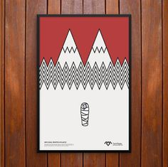 Wrapped in plastic, Twin Peaks Poster or Framed Print, Laura Palmer