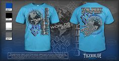 2015 Worlds Tshirt have it so cute
