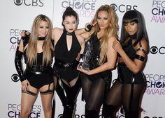 Fifth Harmony PCAs
