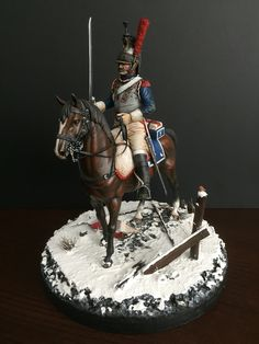 MiniArt 1:16 French Cuirassier - 5th cuirassier at Eylau 1807