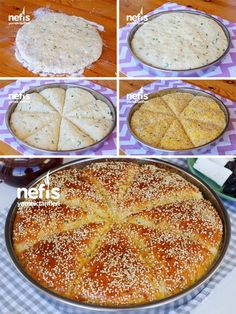 Turkish Breakfast, Hamburger, Bakery, Food And Drink, Bread, Cheese, Ethnic Recipes, Cooker Recipes, Food And Drinks