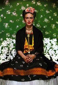 Frida Kahlo for Vogue US (October 1937)