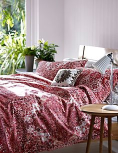 Kilim Print Bedding Set | M&S