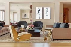 Fashion Designer Sylvie Millstein's Apartment Is the Ultimate Live-Work Space