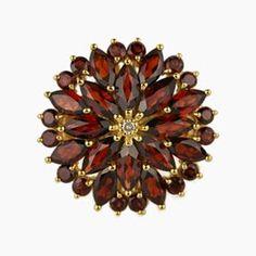 A MAGYAROK TUDÁSA: Gyógyító kristályok Fire And Ice, Birthstones, Brooch, Rings, Floral, Pretty, Flowers, Karma, Jewelry