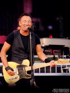Bruce Springsteen - Malieveld, The Hague, 14/06/2016