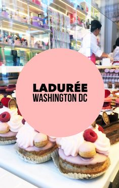 Welcome to Georgetown, Ladurée! Ladurée's first Washington, DC location is  conveniently located on M Street, in the heart of Georgetown. This location  offers a tea room and a boutique for your to-go needs. Georgetown Washington Dc, Washington Dc Vacation, Washington Dc Restaurants, Washington Dc Eats, Momofuku Milk Bar Dc, Washing Dc, Dc Food, East Coast Road Trip, Best Places To Eat