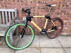 Tomo Bamboo Bikes