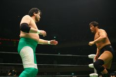 PRO-WRESTLING NOAH OFFICAL SITE    MISAWA vs. KOBASHI
