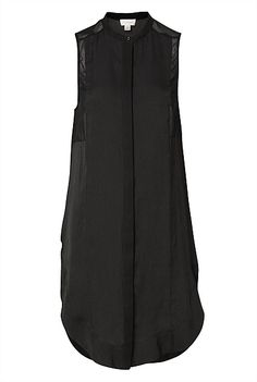 Sleeveless Button Through Dress witchery Slicked Back Hair, Dresses For Work, Dress Work, Western Wear, Work Fashion, Sustainable Fashion, Beautiful Dresses, Style Inspiration, Clothes For Women