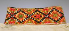 Sons Of Norway, Color Shapes, Traditional Art, Folk Art, Museum, Colours, Embroidery, Ideas, Needlepoint