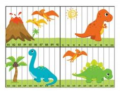 Printable Games For Kindergarten can be used as the learning media for the learning process. The worksheets have the game order there. Dinosaur Worksheets, Dinosaur Printables, Animal Worksheets, Dinosaur Activities, Counting Activities, Preschool Activities, Dinosaurs Preschool, Free Preschool, Free Math