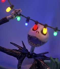"""EVERYTHING GOING THROUGH JACK SKELLINGTON'S MIND IN """"WHAT'S THIS?"""""""