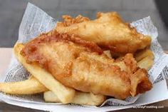 Fish and Chips (yorkshire county fish shop -  epcot)