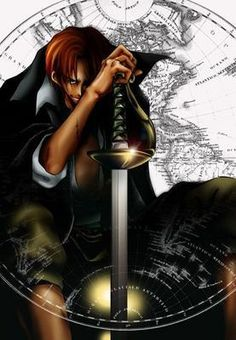 ONE PIECE SHANKS By Inhyuklee On DeviantArt