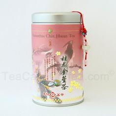 Ten Ren - Osmanthus Jin Xuan Tea (Chin-Hsuan) 100g / 3.5oz #TenRen