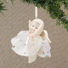 Department 56 Snowbabies Angel Of Joy Ornament