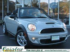 2012 MINI Cooper Convertible for sale in Fairfax, VA