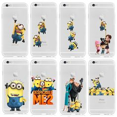 Despicable Me Yellow Minion Design Case cover For iphone 6 4.7 inch // iPhone Covers Online //   Price: $ 7.08 & FREE Shipping  //   http://iphonecoversonline.com //   Whatsapp +918826444100    #iphonecoversonline #iphone6 #iphone5 #iphone4 #iphonecases #apple #iphonecase #iphonecovers #gadget #gadgets