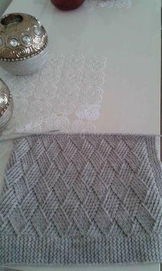Örgü Baby Knitting Patterns, Crochet Vest Pattern, Knitting Designs, Stitch Patterns, Cable Knitting, Knitting Videos, Knitting Stitches, Hand Knitting, Crochet Books
