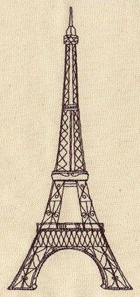 urban threads Parisian Love Letter series!