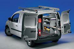 Esempio di Officina Mobile per Mercedes Citan Store Van