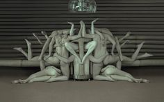 EVELYN BENCICOVA | STAGING THE SURREAL | Daily METAL
