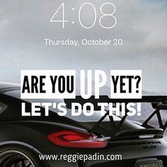 Let's do this!!!  https://www.reggiepadin.com/inspiration/lets-do-this/?utm_campaign=coschedule&utm_source=pinterest&utm_medium=Dr.%20Reggie%20R%20Padin&utm_content=Let%27s%20do%20this%21%21%21 #GetOutOfDumpster