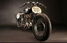 1930' FN 500 Racer - Heroes Motorcycles
