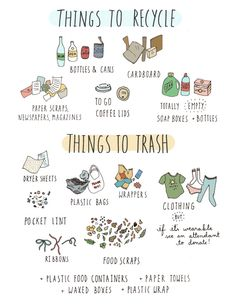 Tick off your progress of your zero-waste journey! Going zero waste is something. Save Our Earth, Love The Earth, Save The Planet, Plastik Recycling, No Waste, Reduce Reuse Recycle, How To Recycle, Green Life, Sustainable Living