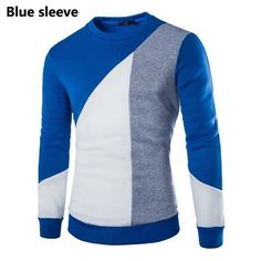 Fashion Patchwork Sweater