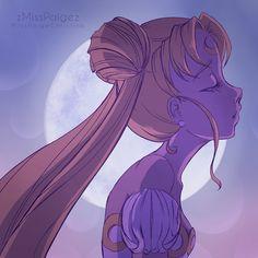 Sailor Moon Flower Crown by MissPaigeChristine.deviantart.com on @DeviantArt