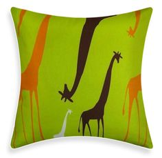 Marimekko Pillow Cover - Savannin Kaunotar. $25.95, via Etsy.