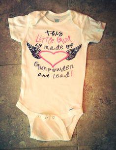 miranda lambert gunpowder and lead onsie My Little Girl, My Baby Girl, Our Baby, Miranda Lambert, Cute Kids, Cute Babies, Oakley, Cute Baby Clothes, Country Baby Clothes