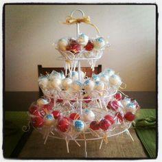 Cake Pops & Display design
