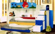 Kinderbetten Designs - 20 schicke und einzigartige Ideen