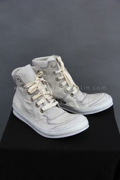 size 40 52b32 29832 Double front seam bone-white sneaker   Products   Darklands Berlin