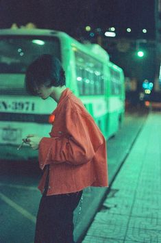 the red jacket + green everything else Film Photography, Street Photography, Foto Instagram, First Art, Photo Reference, Looks Cool, Aesthetic Pictures, Cinematography, Digital Illustration