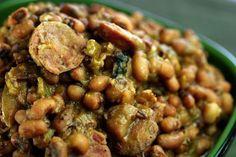 Sausage Stew with Black-Eyed Peas Recipe Recipe Recipe - Saveur.com
