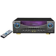 Home Audio Amplifier - 7.1 channel 350 Watts Build-In AM/FM Radio /USB/SD card HDMI Amplifier Receiver
