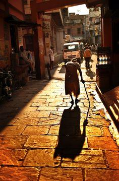 The Length of Life - Varanasi, India